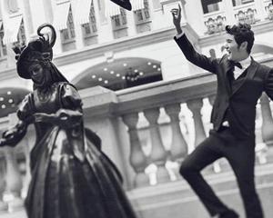 武汉皇宫专业婚纱摄影